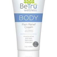 Be Tru Organics Body Hemp Pain Relief Cream