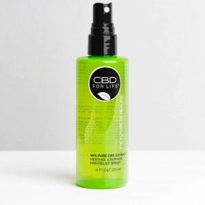 CBD For Life Pure CBD Extract Pain Relief Spray