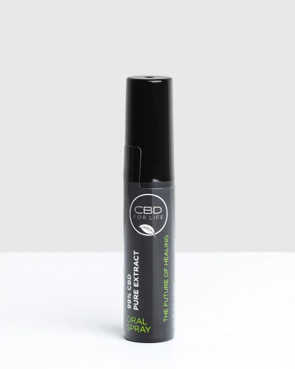 CBD For Life Pure CBD Oral Spray