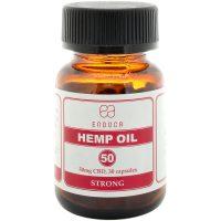 Endoca Hemp Oil Capsules 1500mg CBD