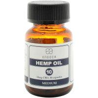 Endoca Hemp Oil Capsules 300mg CBD