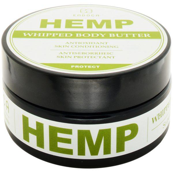 Endoca Hemp Whipped Body Butter 1500mg CBD
