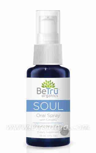 CBD BeTru Organic Hemp Relief & Sleep Aid Oral Spray Dr.Ganja