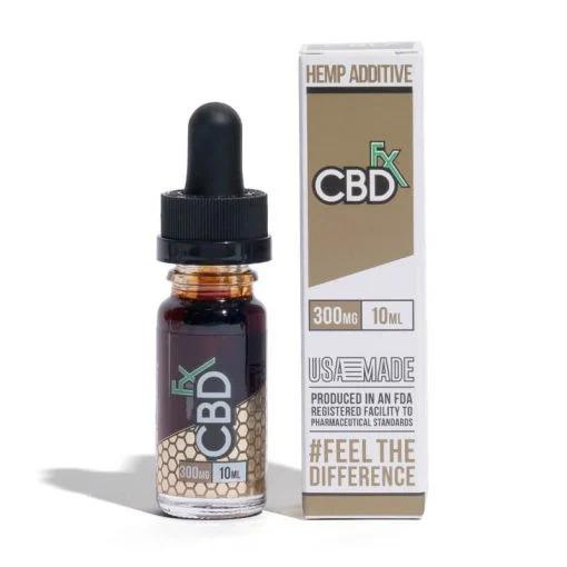 CBDfx CBD Vape Oil Additive 300mg