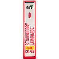 CBDfx CBD Vape Pen Strawberry Lemonade 250mg