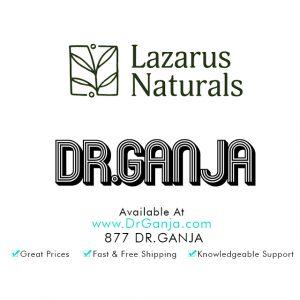 Our Favorite CBD Lazarus Naturals for Health Dr.Ganja