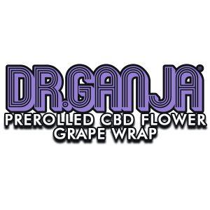 PREROLLED CBD FLOWER GRAPE WRAP