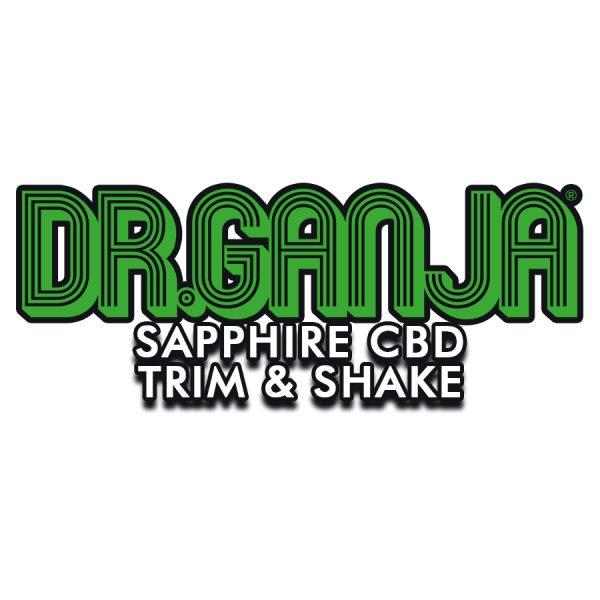Sapphire CBD Trim & Shake
