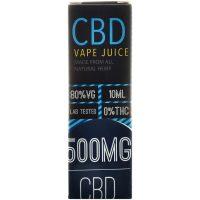 Cannavape CBD E-Liquid Vape Additive 500mg