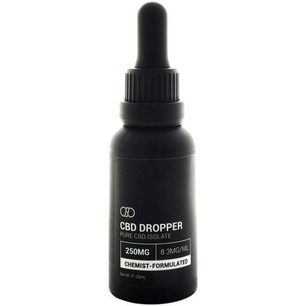 Infinite CBD Isolate Drops 250mg