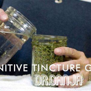 CBD Hemp Tinctures from Dr.Ganja