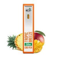 CBDfx CBD Vape Pen Tropic Breeze 250mg