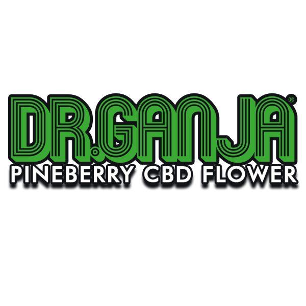 Pineberry CBD Flower Banner