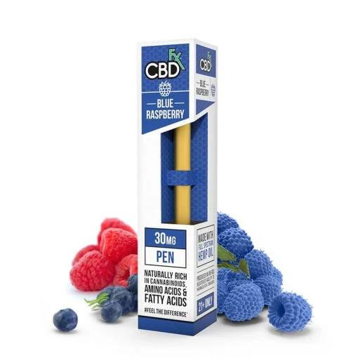 Vape Pen Blue Raspberry