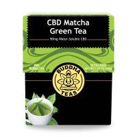 Buddha Teas CBD Matcha Green Tea