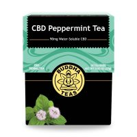 Buddha Teas CBD Peppermint Tea