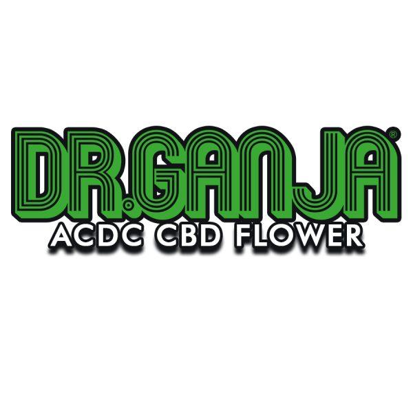 ACDC CBD Flower Banner