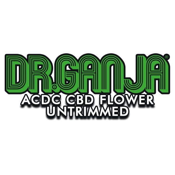 ACDC CBD Flower Untrimmed