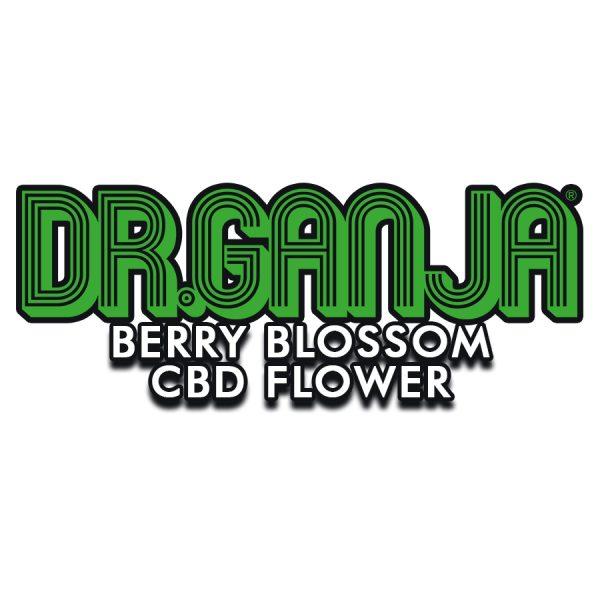 Berry Blossom CBD Flower Banner