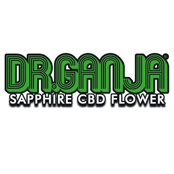 Sapphire CBD Flower Banner