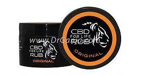 CBD For Life Original Rub