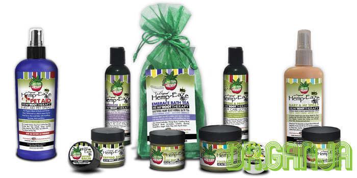 Hemp-Eaze your source for natural healing Dr.Ganja
