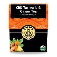 buddha teas cbd turmeric ginger