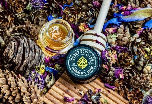 Apple CBD Wax Honey Oil