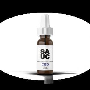 Sauc CBD Vape Additive 125 mg