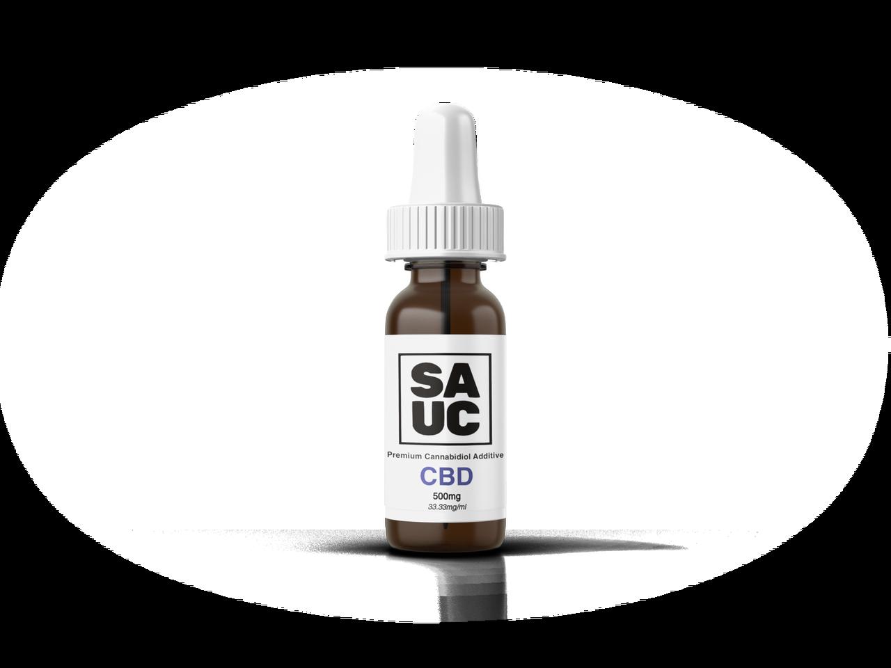 Sauc CBD Vape Additive 500 mg