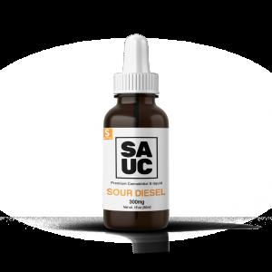 Sauc CBD E-Liquid Sour Diesel