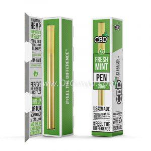 CBDfx CBD Vape Pen Fresh Mint