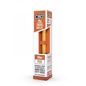CBDfx CBD Vape Pen Tropic Breeze