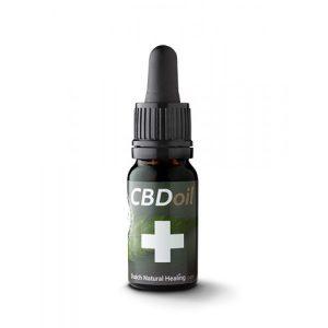 Dutch Natural Healing CBD Oil 825mg 10ml