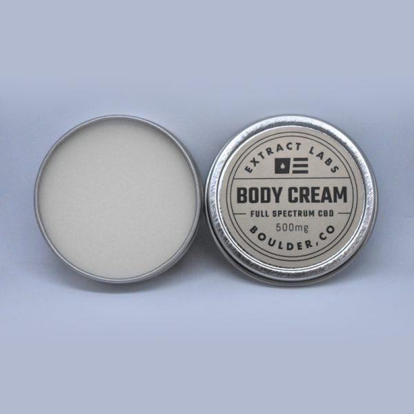Extract Labs CBD Body Cream 500mg