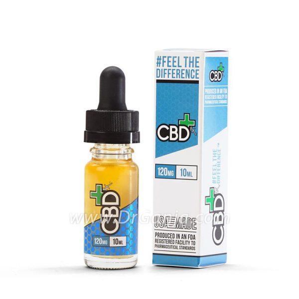 CBDfx CBD Vape Oil Additive 120 mg