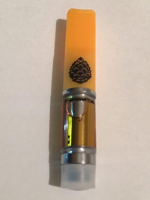 Johnny Apple CBD Zynergy Sativa Vape Cartridge