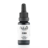 NuLeaf Naturals Full Spectrum CBD Hemp Oil 725mg
