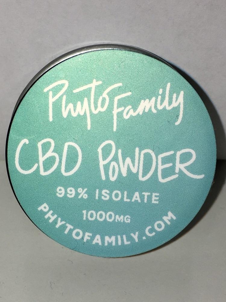 Phyto Family CBD Isolate Powder 1 Gram