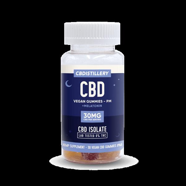 CBDistillery Sleep Aid CBD Gummies 30mg 30ct