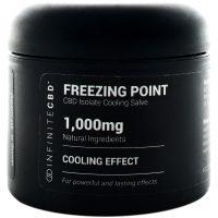Infinite CBD Freezing Point Salve 1000mg