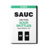 Sauc CBD Vape Pods Sour Skittles