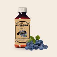 Cloud N9ne CBD Syrup Blueberry 500mg 4oz