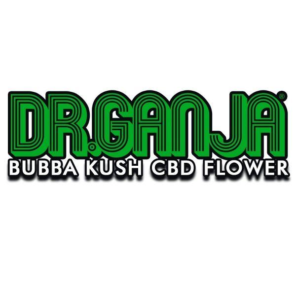 DrGanja Bubba Kush CBD Hemp Flower