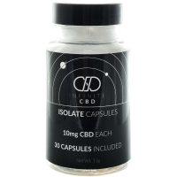 Infinite CBD Isolate Capsules 30ct 10mg CBD