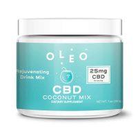 OLEO Coconut CBD Drink Mix
