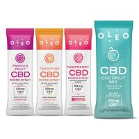 OLEO Single Serving CBD Variety Pack