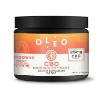 OLEO Tangerine CBD Rooibos Tea