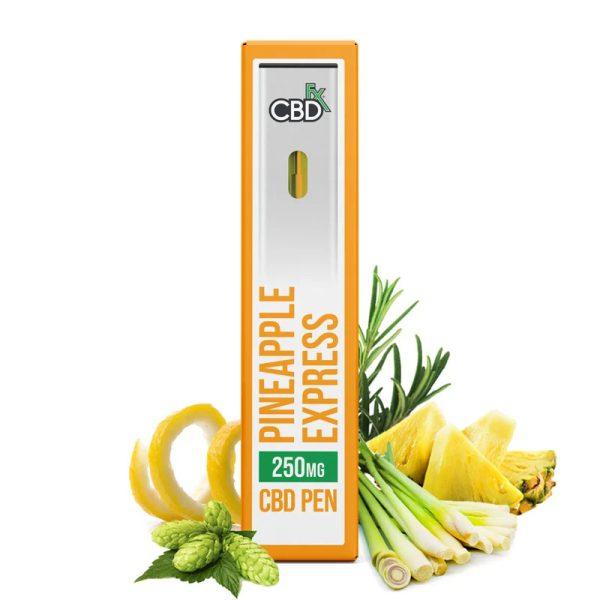 CBDfx Vape Pen Pineapple Express Terpenes 250mg