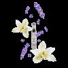 CBDistillery CBD Vape Cartridge Lavender Vanilla 200mg